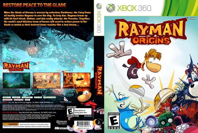 Rayman Origins (русский текст), фото 2