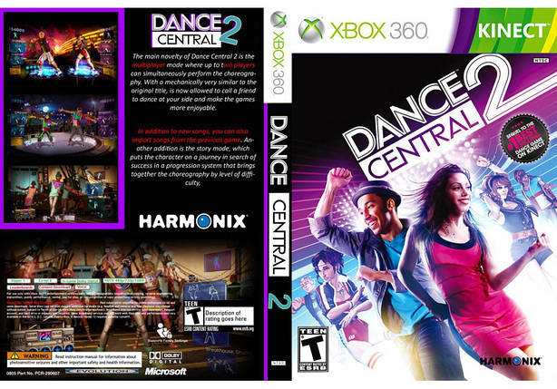 Dance Central 2 [Kinect] (русский текст и звук), фото 2