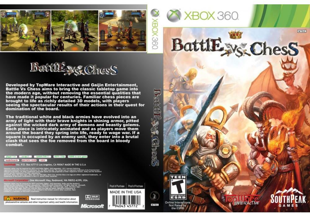 Battle vs Chess (русский звук и текст)