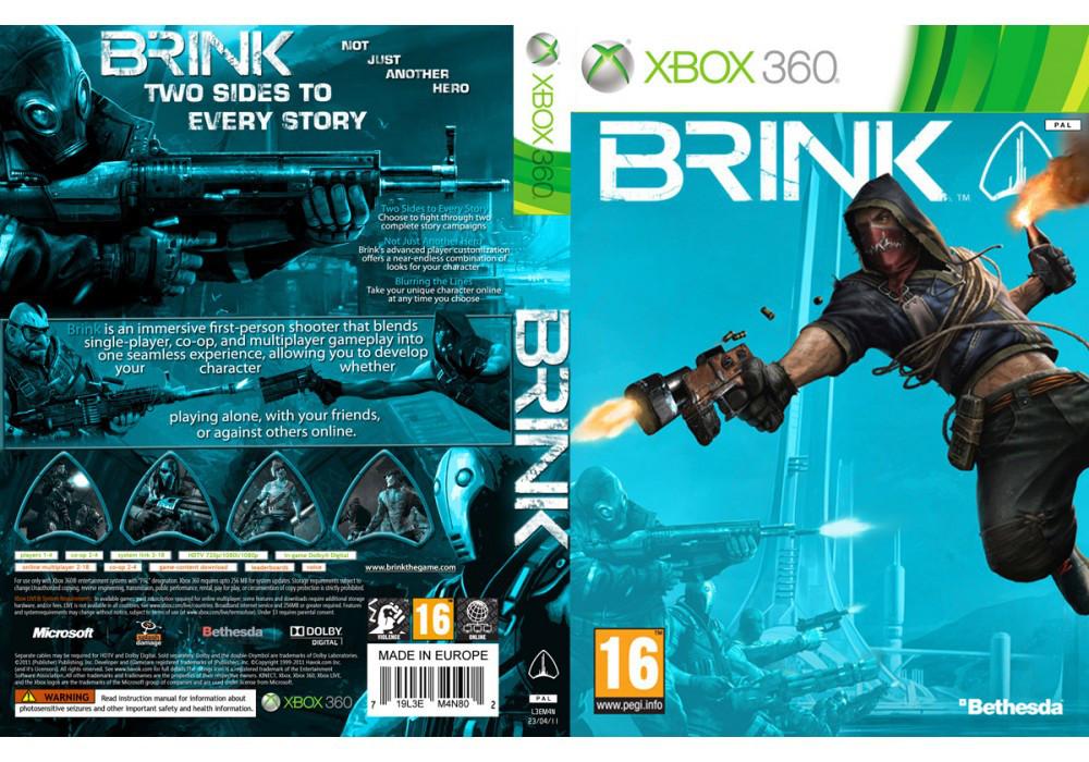Brink (русская версия)