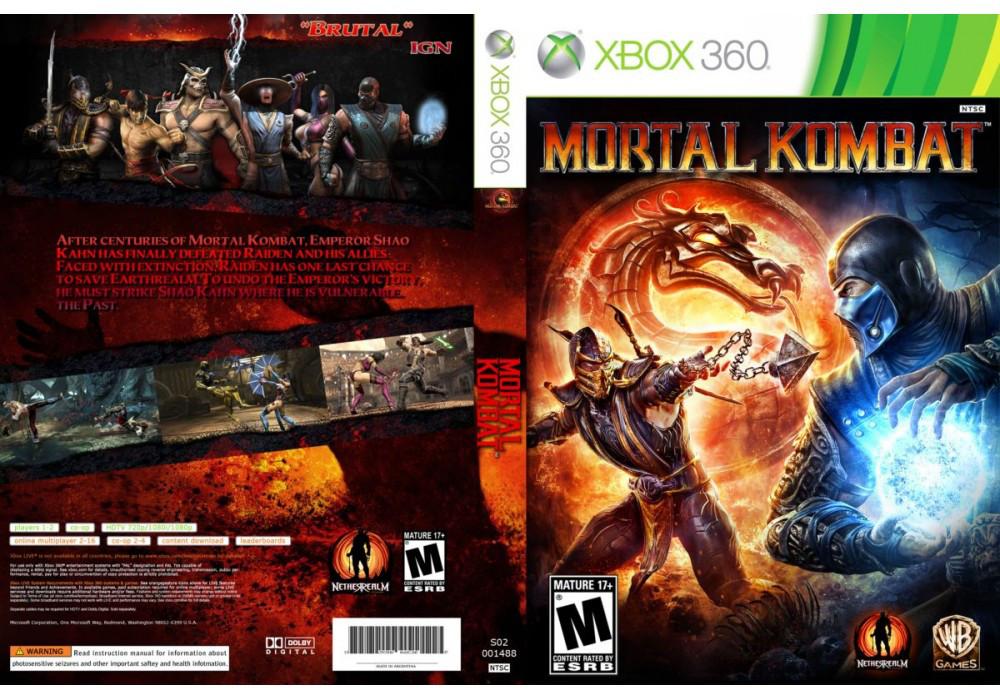 Mortal Kombat (русская версия)