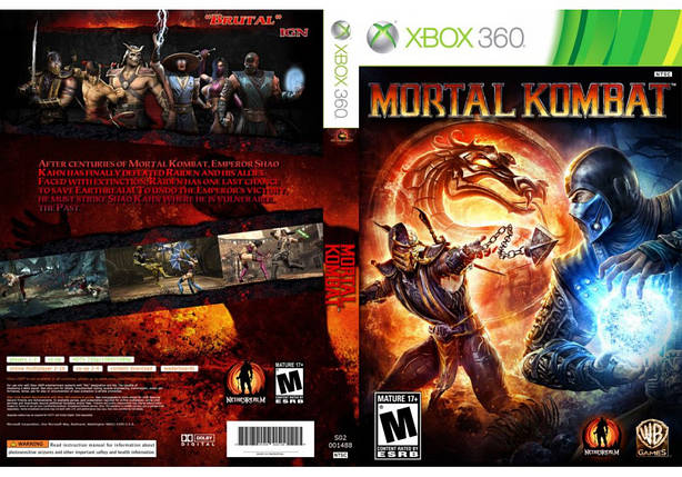 Mortal Kombat (русская версия), фото 2