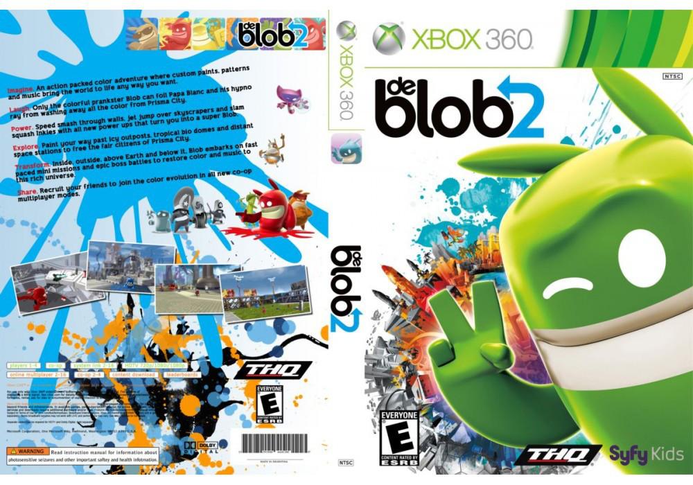 De Blob 2 (русская версия)