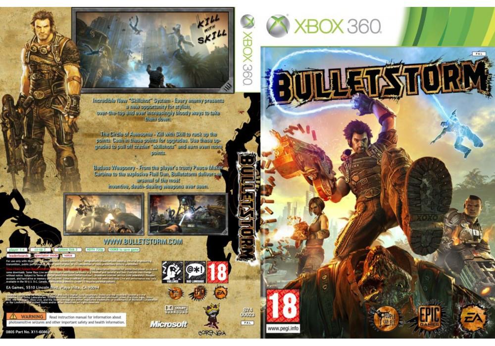 Bulletstorm (русский текст)