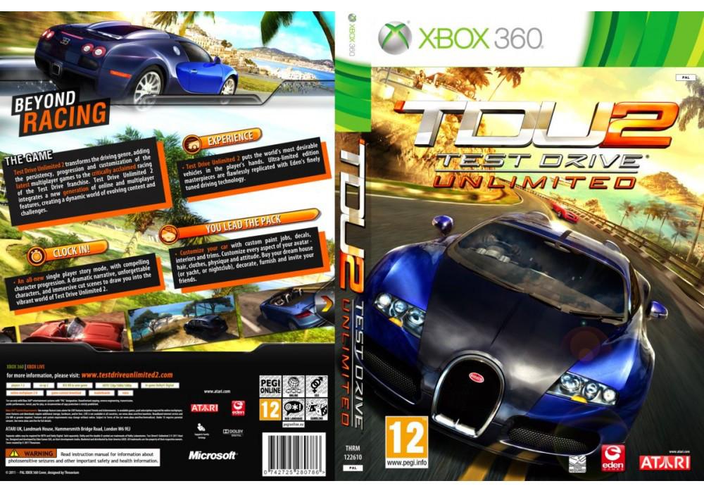 Test Drive Unlimited 2 (русская версия)