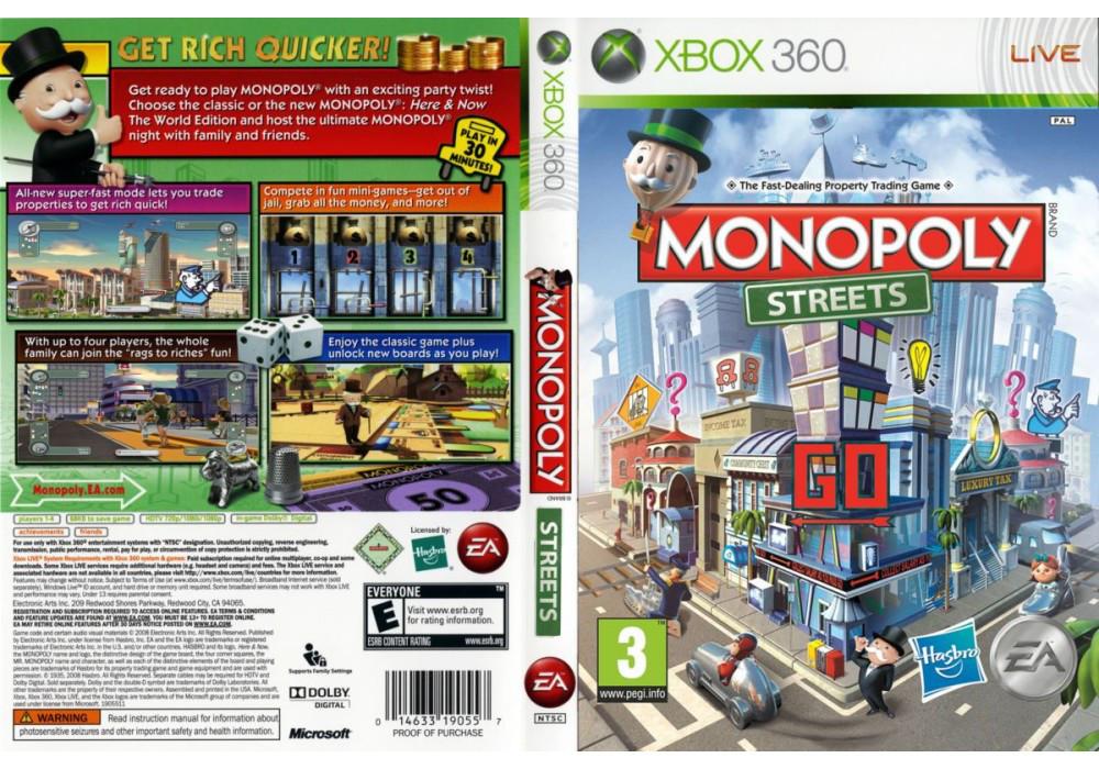 Monopoly Streets (русская версия)