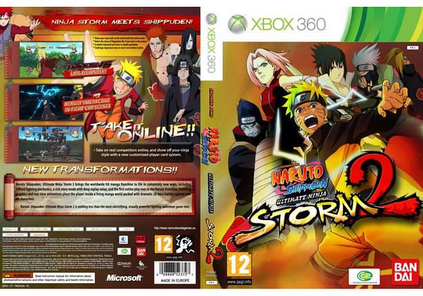 Naruto Shippuden: Ultimate Ninja Storm 2 (русская версия), фото 2