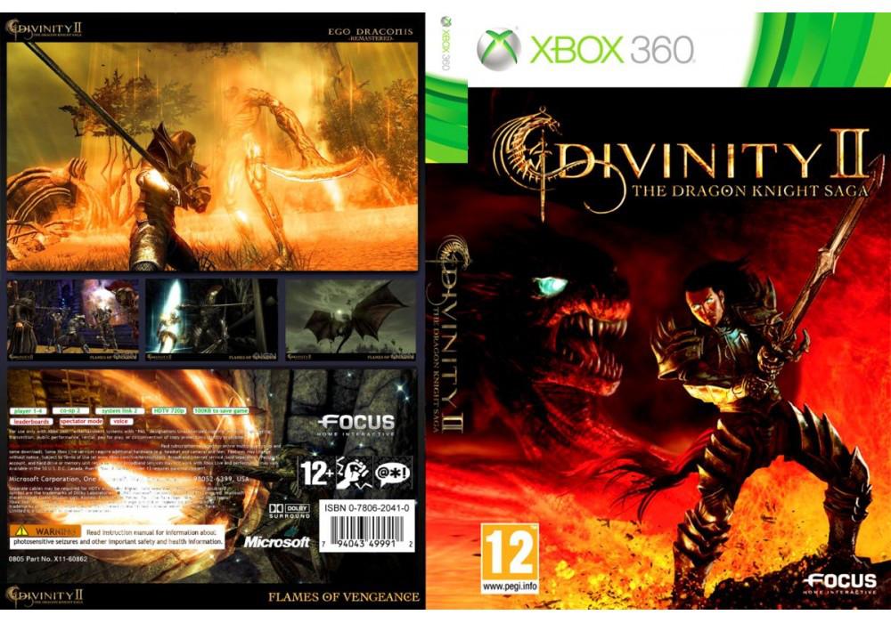 Divinity 2: The Dragon Knight Saga (русская версия)