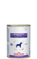 Royal Canin SENSITIVITY CANINE CHICKEN Cans0,42кг диета для собак при пищевой аллергии