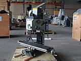 Свердлильно-фрезерний верстат FDB Maschinen BF20LХ Vario (1,1 кВт), фото 3