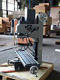 Свердлильно-фрезерний верстат FDB Maschinen BF20LХ Vario (1,1 кВт), фото 5