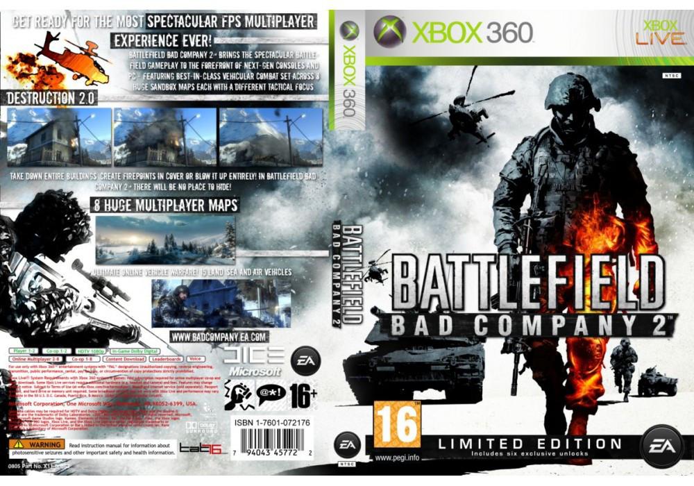 Battlefield Bad Company 2 (оф. русский звук и текст)