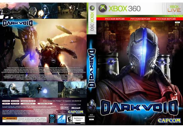 Dark Void (русская версия), фото 2