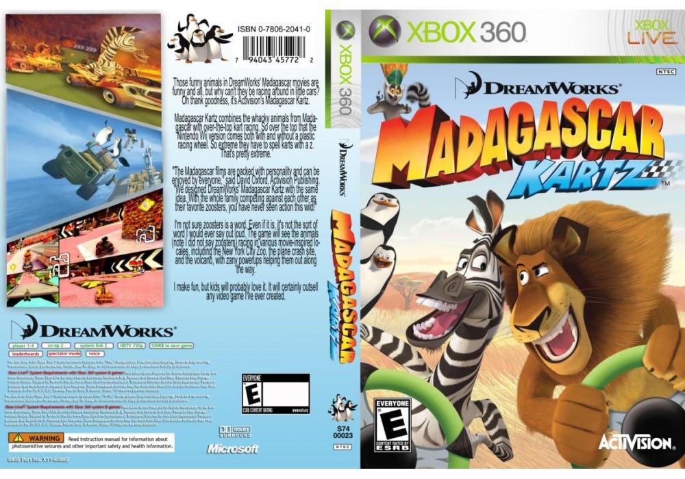 Madagascar Kartz (русская версия)