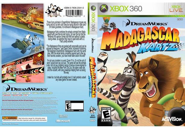 Madagascar Kartz (русская версия), фото 2