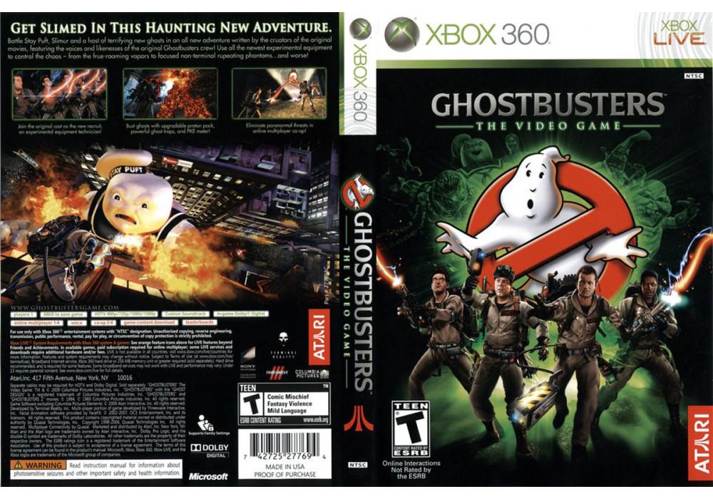 Ghostbusters (русская версия)