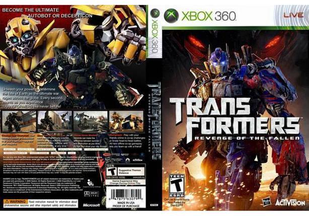 Transformers: Revenge of the Fallen (русская версия), фото 2