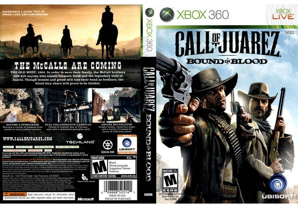 Call of Juarez: Bound in Blood (русская версия), фото 2