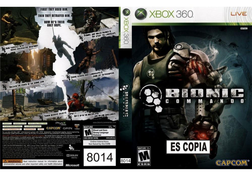 Bionic Commando (русская версия)