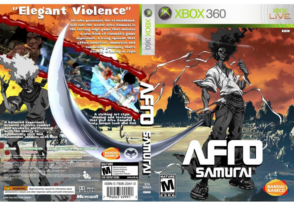 Afro Samurai (русская версия)