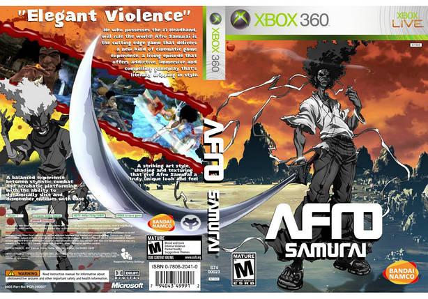 Afro Samurai (русская версия), фото 2