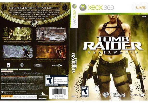 Tomb Raider Underworld (русская версия), фото 2
