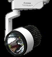 Трековый Led светильник 30Вт 6000К 2460Lm белый 101338 Ledstar