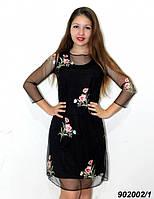 Летнее нарядное платье Новинка! 42 44,46,48, фото 1