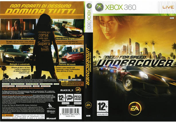Need for Speed UnderCover (оф. русский текст и озвучка), фото 2