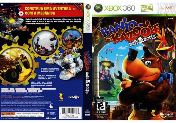 Banjo-Kazooie: Nuts & Bolts (оф. русский текст), фото 2