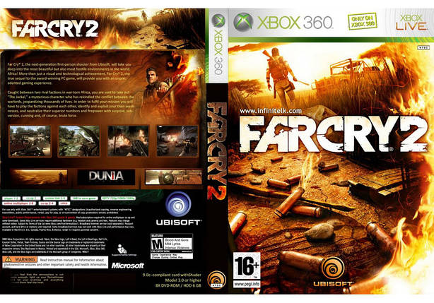 Far Cry 2 (русская версия), фото 2