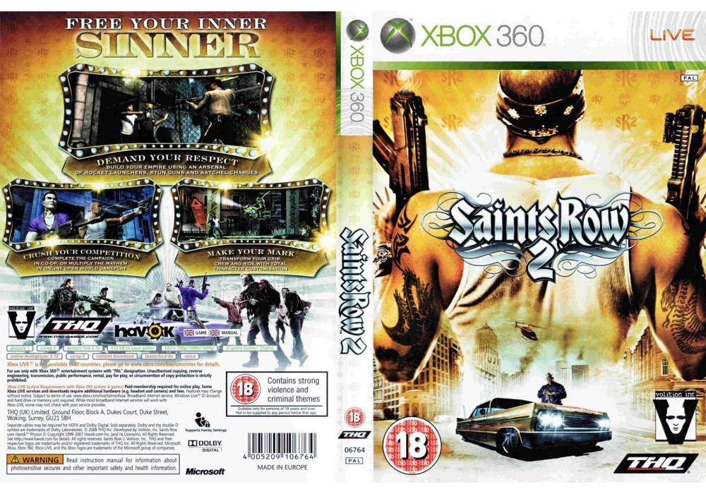 Saints Row 2 (официальный русский текст)