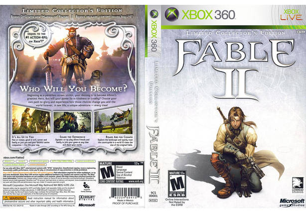 Fable 2: Collector's Edition (оф. русский текст и озвучка), фото 2