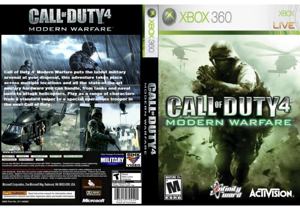 Call of Duty 4: Modern Warfare (русская озвучка)