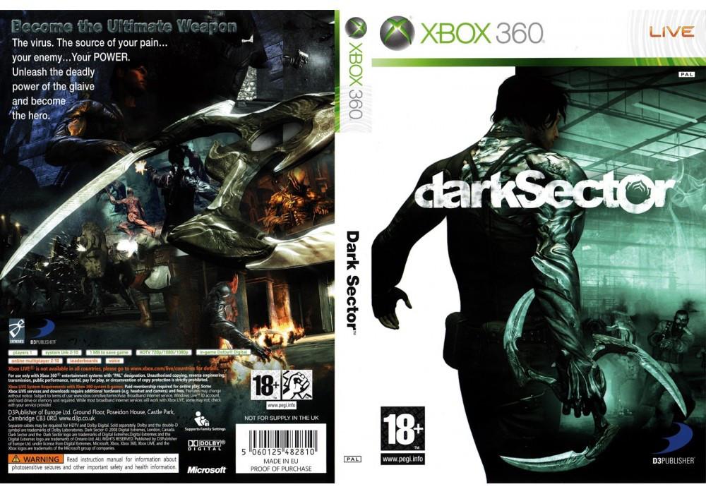 Dark Sector (русская версия)