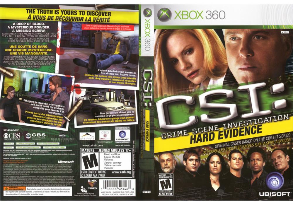 CSI: Hard Evidence (русская версия)