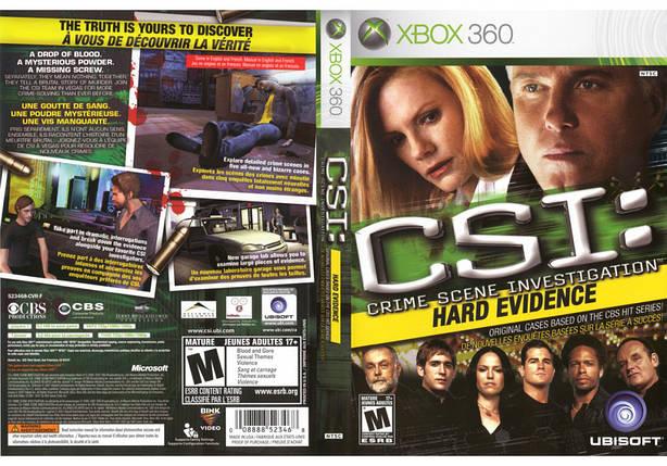 CSI: Hard Evidence (русская версия), фото 2
