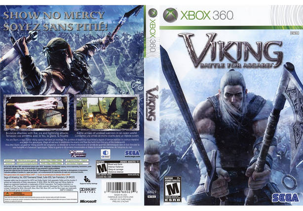 Viking: Battle For Asgard (русская версия), фото 2