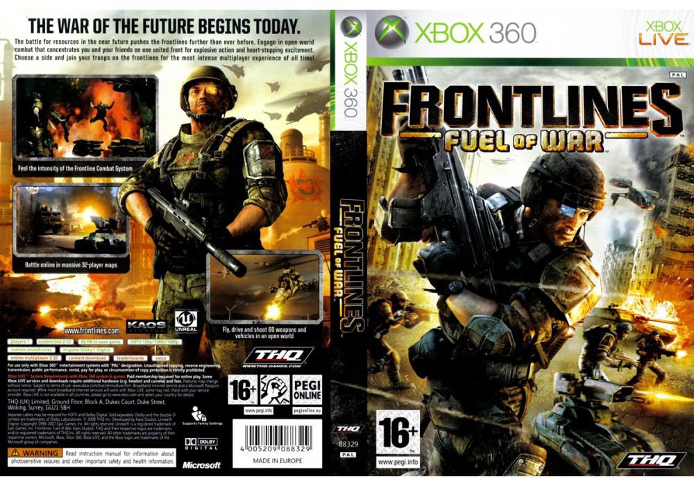 Frontlines: Fuel of War (русская версия)