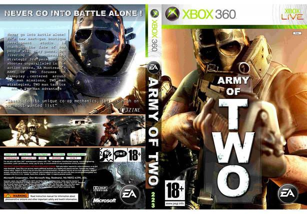 Army Of Two (русская версия), фото 2
