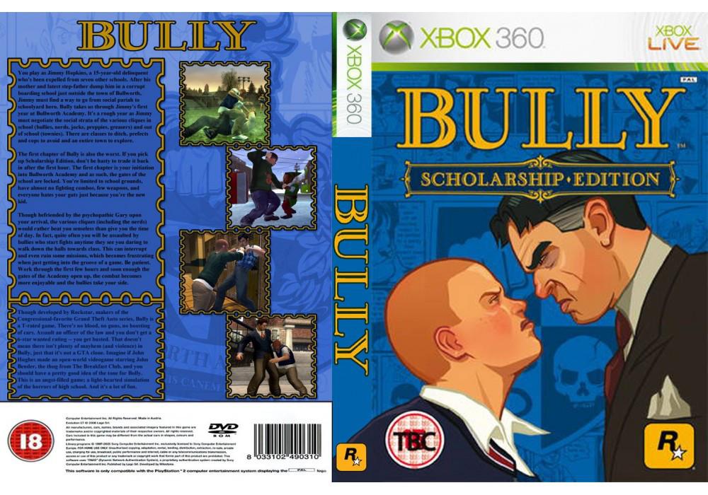 Bully: Scholarship Edition (русская версия)