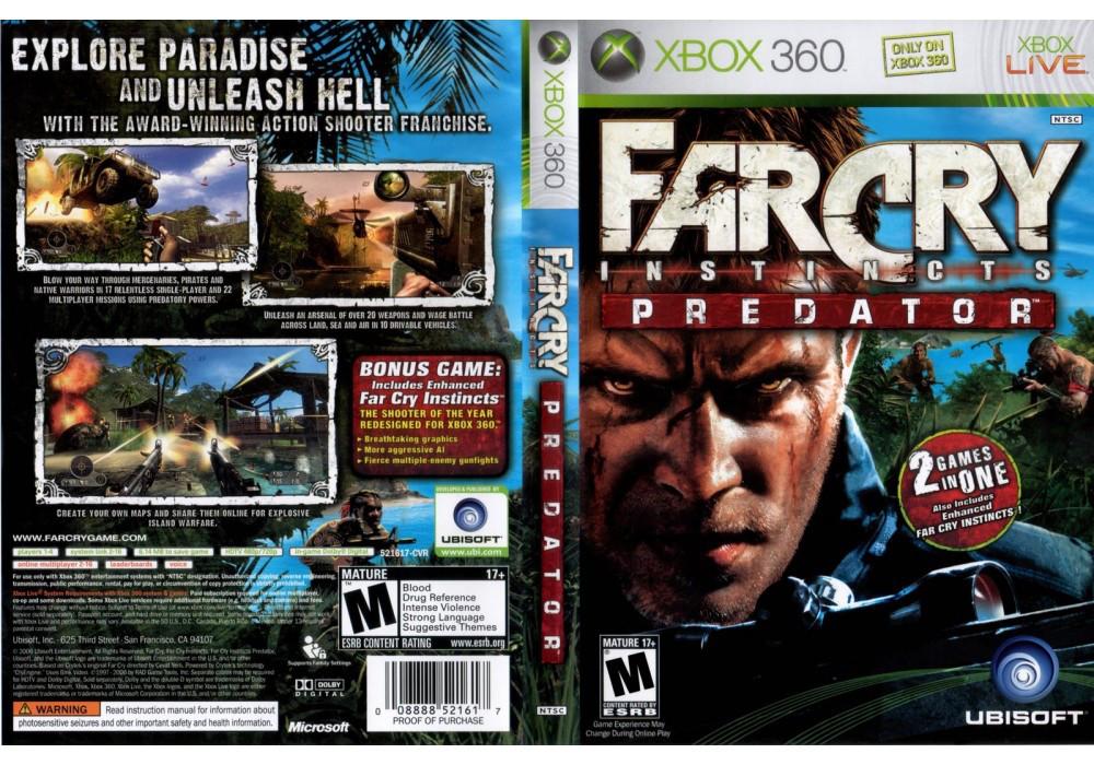 Far Cry Instincts Predator (русская версия)