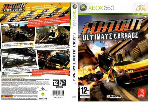 FlatOut: Ultimate Carnage (русская версия), фото 2