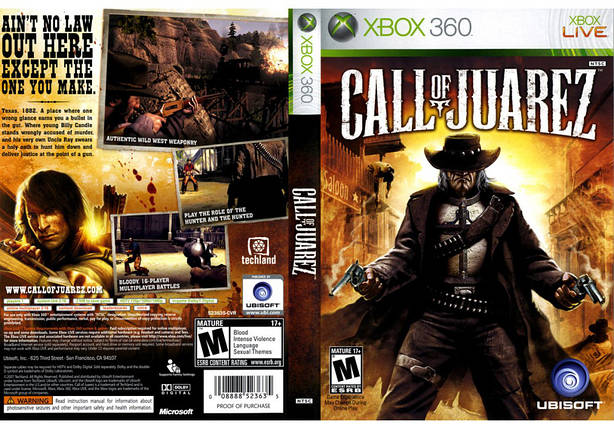 Call of Juarez (русская версия), фото 2