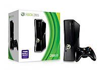 Игровая приставка Xbox 360 Slim 250GB (LT 3.0+ FREEBOOT) Б/У