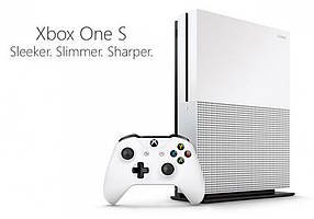 Игровая приставка Xbox One S 500 GB (БУ)