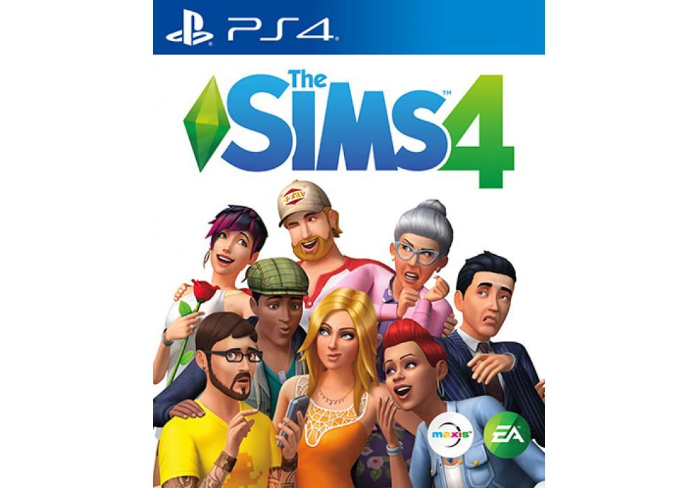 Гра для ігрової консолі PlayStation 4, The Sims 4 (БУ)