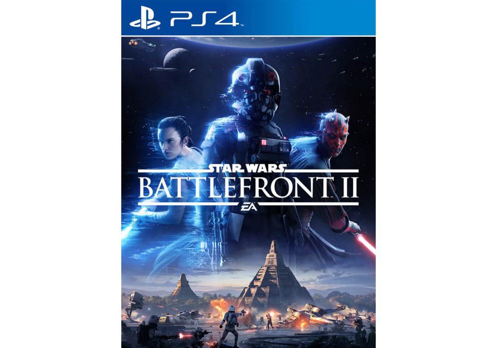 Игра для игровой консоли PlayStation 4, Star Wars: Battlefront 2 (RUS)