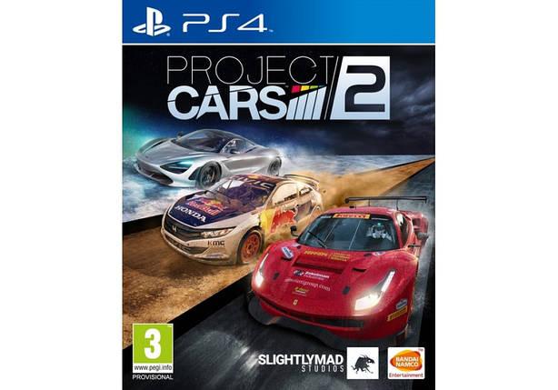 Игра для игровой консоли PlayStation 4, Project Cars 2, фото 2