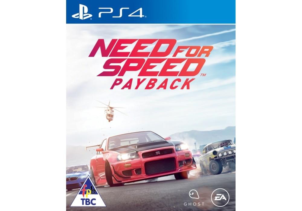 Игра для игровой консоли PlayStation 4, Need for Speed: Payback